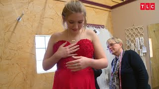 This 16-Year-Old Is Pregnant And Shopping For A Prom Dress | Unexpected