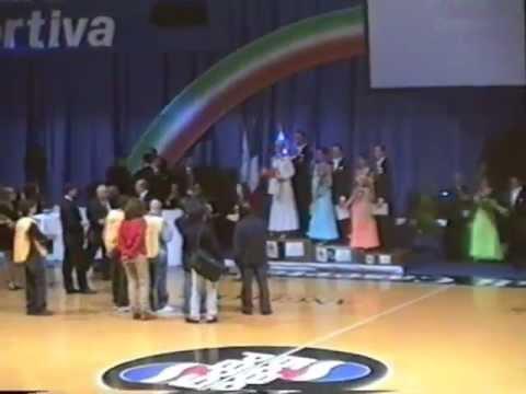 Preview video Guido e Angela - Campionato assoluto 2004