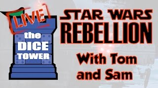 Star Wars: Rebellion - A Recorded Play-through