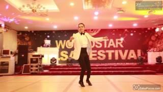 Adolfo Indacochea Oye como va 2nd WorldStar SalsaFestival