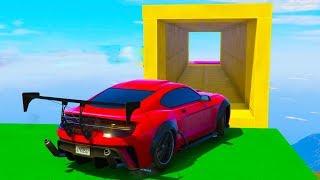 ENTRO O NO?! - CARRERA GTA V ONLINE - GTA 5 ONLINE
