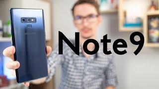Ez a Samsung Galaxy Note9 | bemutató