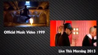 5ive - IF YA GETTIN' DOWN (Version 1999 vs 2013)