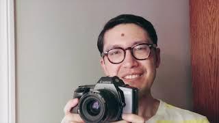 The Plastic Fantastic Canon EOS 600630