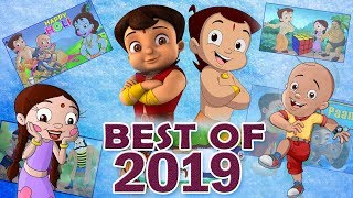 Green Gold - Best of 2019 | Top 10 videos of Chhota Bheem | Chhota Bheem | Hindi Cartoon for Kids