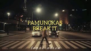 """Video thumbnail of """"break it   pamungkas // lyrics"""""""