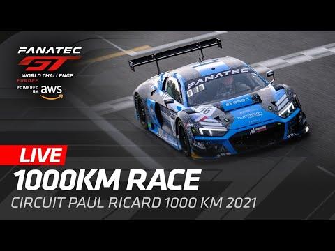 ブランパンGTシリーズ(ポール・リカール) 決勝レースライブ配信動画