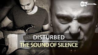 Disturbed  Simon & Garfunkel   The Sound Of Silence   Electric Guitar Cover By Kfir Ochaion