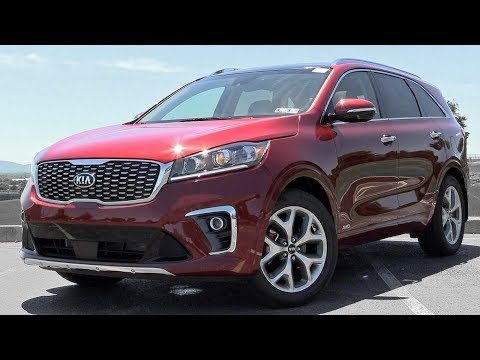 Kia Sorento: Review