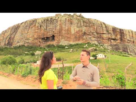 PEDRA DA MACAMBIRA | ARARUNA PARAÍBA | JDV 2018
