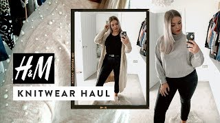 H&M Knitwear Haul | Must Have Jumpers Autumn/Winter 2019