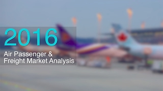 Industry News A strong growth in 2016 global passenger traffic 63 ahead