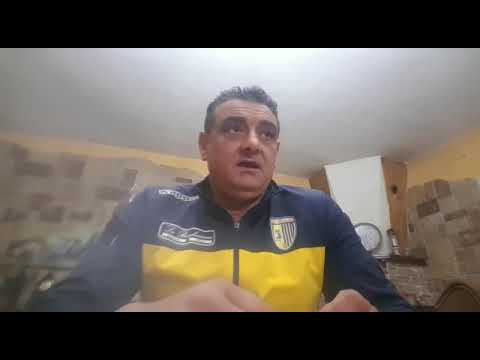 Giovanni Falsone, allenatore della Pro Favara, sul coronavirus / fonte : USD Pro Favara Tv