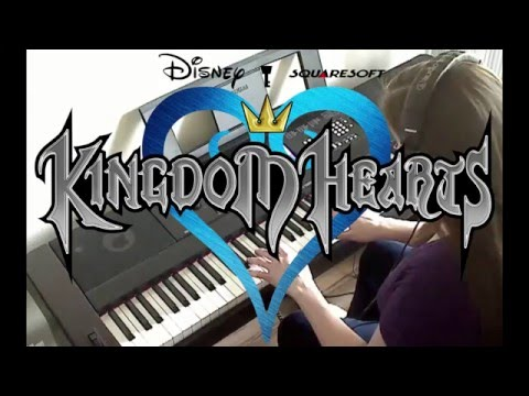 My piano cover of a classic song from the old video game favorite, Kingdom Hearts
