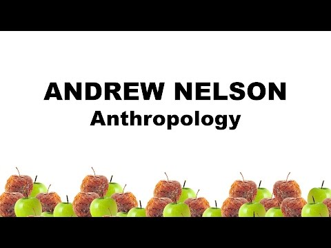 play Andy Nelson - Anthropology video