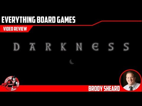 Everything Board Games Darkness Kickstarter Preview