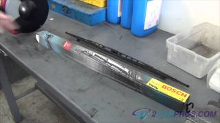 Windshield Wiper Blade Replacement Mercedes