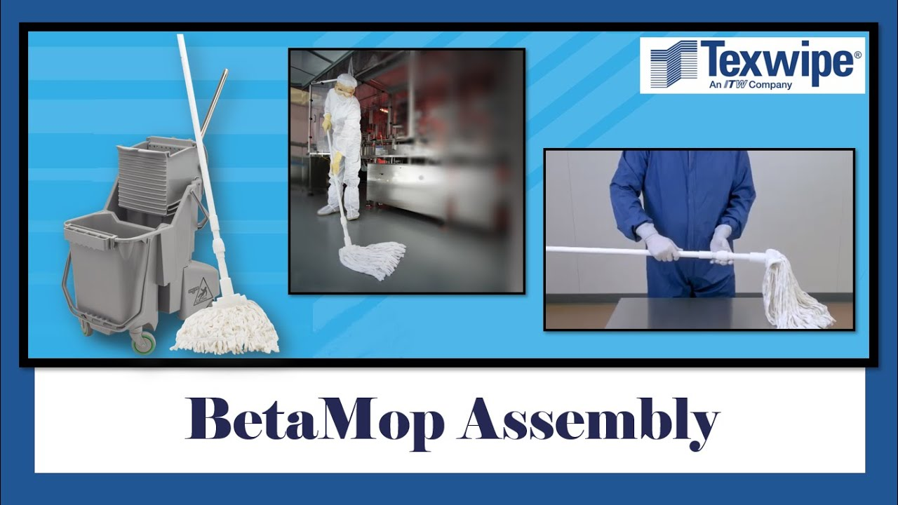 BetaMop Assembly