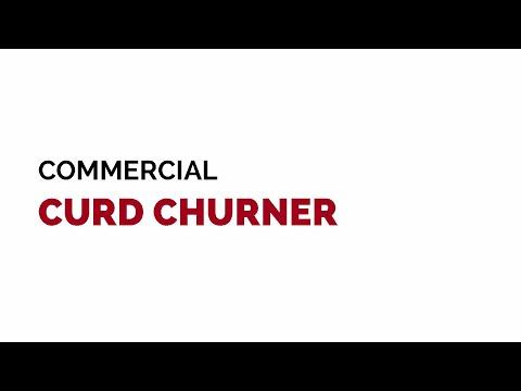 Commercial Curd Churner
