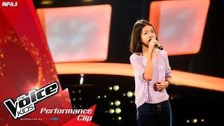The Voice Kids Thailand - แตงโม สยาภา - หัวใจถวายวัด - 24 Jan 2016