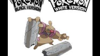 Gurdurr  - (Pokémon) - Pokemon Black/White - How to get Conkeldurr