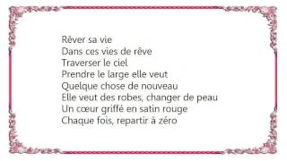 Christophe - La Man Lyrics