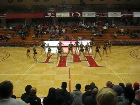Hamline University Dance Team 2013