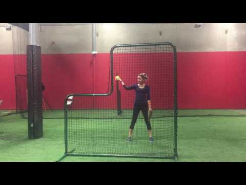 Easy Curveball for a beginner pitcher