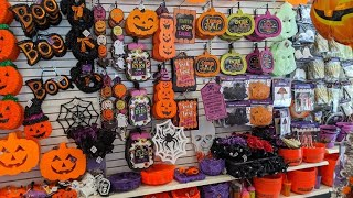 Halloween At Dollar Tree 2020!!  Shop With Me!!
