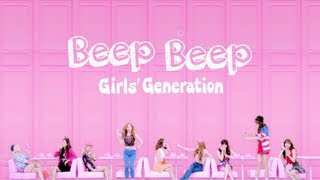 Поколение Девушек, GIRLS`GENERATION少女時代__BEEP BEEP short ver 1:35