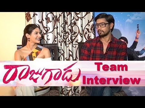 raj-tarun-and-amyra-duster-interview-about-rajugadu