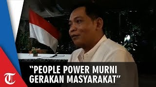 Ketum PARAINDRA: 'People Power' Murni Gerakan Masyarakat, Bukan Atas Dasar Dorongan Politisi