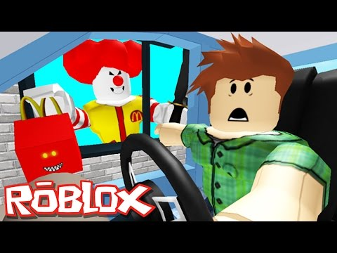 Roblox Adventures / Escape McDonald's Obby NEW / THIS NEEDS TO STOP!!