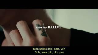 Si Te Sentís Sola   Duki (letra + Video Oficial)