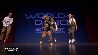 The Future Kingz | FRONTROW | World of Dance Chicago 2019 | #WODCHI19
