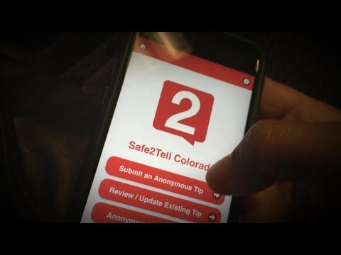 Can anonymous tip apps help stop potential school shootings?