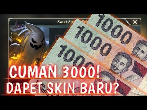 Cuman 3000 Rupiah! Dapat skin terbaru Azzen'ka di AOV!