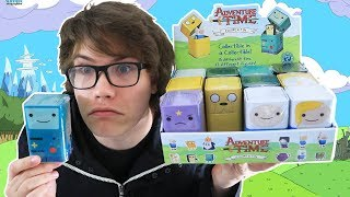 Download Youtube: Opening 12 Adventure Time Mystery Mini Figures!