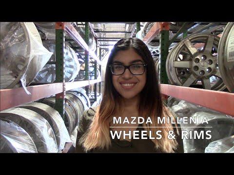 Factory Original Mazda Millenia Wheels & Mazda Millenia Rims – OriginalWheels.com