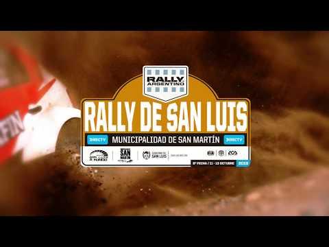 Rally Argentino - Anticipo San Luis
