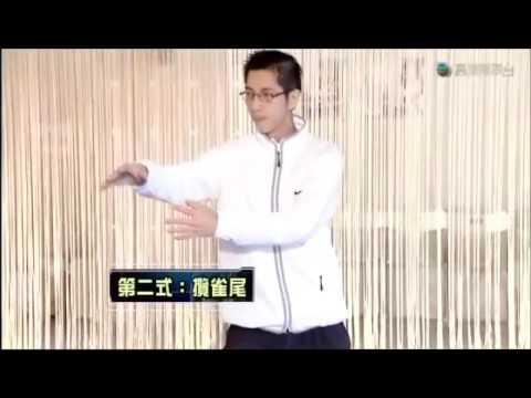 太極坊導師- 溫卓橋師傅 TVB 健康奇案錄2 之示範