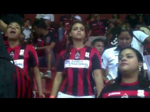 """""""Barra Académica en el Cascarita"""" Barra: Barra Academica • Club: Sporting San Miguelito"""