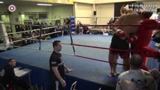 FIGHTCLUB DEN HAAG ON TOUR - Sonny Galmann vs Artour Chartourian