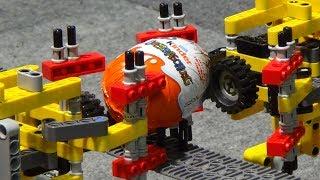LEGO : Complication Surprise Egg Machine , Ü Ei Maschine fail by new Lego