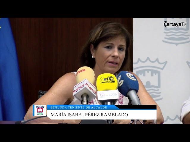 Presentación de la 7ª Feria de la Gamba - 2018