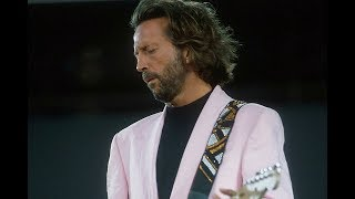 Eric Clapton - Old Love - Live At  Tokyo - 1990