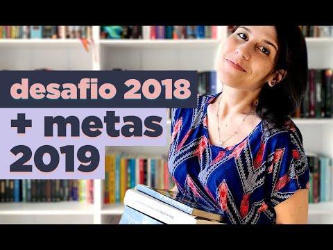 DESAFIO LITERÁRIO 2018 E METAS DE LEITURA PRA 2019 | ESPECIAL DE FIM DE ANO | BOOK GALAXY