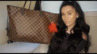 Whats In My Bag? (LV Neverfull GM)