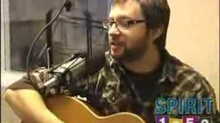 "Brandon Heath -""I'm Not Who I Was""- SPIRIT 105.3 FM"