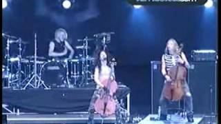 Apocalyptica Master of Puppets - Pepsi Music